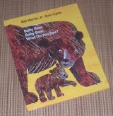 Baby Bear Baby Bear What Do You See Hard Cover Book in Morris, Illinois