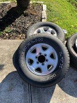 Michelin tires- 5 used in Kingwood, Texas