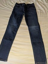 Ladies Jeans. worn only once (front view) in Vacaville, California