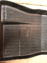 Mustang Factory All-Weather Floor Mats-barely used Like New! in Joliet, Illinois