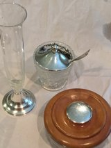 lot of antique sterling silver items-see discription in Beaufort, South Carolina
