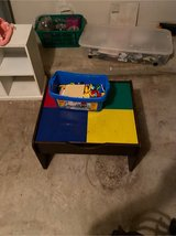 Lego Table W/Legos in Katy, Texas