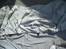 used 19' runabout boat cover in Travis AFB, California