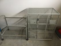 Large cage w/stand in Clarksville, Tennessee