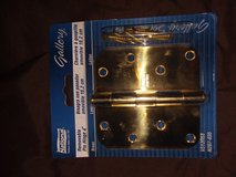 Brass Hinges-solid brass in Westmont, Illinois