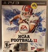 PS3 NCAA Football 11 in Kingwood, Texas