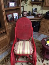 Wicker Rocker in Pasadena, Texas