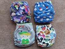 Custom made cloth diapers in Quantico, Virginia