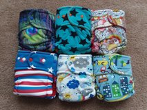 Cloth Diapers - Custom made fitteds in Quantico, Virginia