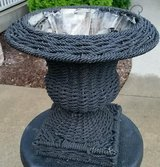 Wicker Plant Stand in Aurora, Illinois