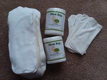 Cloth diapering accessories (Inserts, liners & wetbags) in Quantico, Virginia