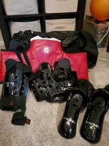 Sparing gear with carrying bag in Bartlett, Illinois