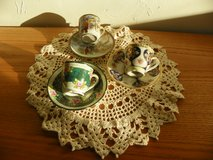 antique cups and saucers in Alamogordo, New Mexico