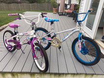 2 Girls bikes in Oswego, Illinois
