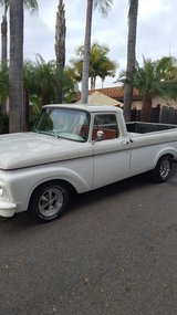 1963 FORD F100 UNIBODY VERY RARE CLASSIC in Camp Pendleton, California