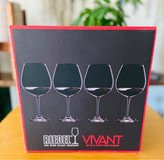 Brand New Riedel Vivant Crystal Wine glasses in 29 Palms, California
