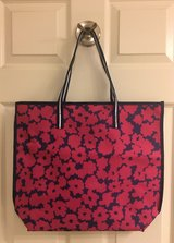 New Estée Lauder Pink & Navy Floral Tote in Clarksville, Tennessee