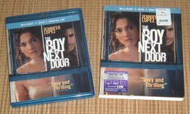 The Boy Next Door Blu-Ray + DVD * Digital and Cardboard Sleeve in Morris, Illinois