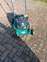 "16"" petrol mower, OHV engine, serviced, good working order in Lakenheath, UK"