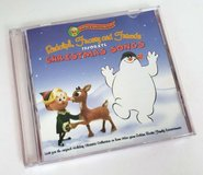 Vintage 1997 Rudolph Frosty and Friends' Favorite Christmas Songs CD Holiday Classics in Bolingbrook, Illinois