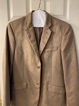 Tan beige sport coat in Fort Benning, Georgia