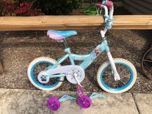 Frozen kids training bike in Bartlett, Illinois