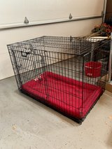 Extra Large Dog Cage in Bolingbrook, Illinois