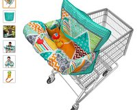 Infant into 2 in 1 cart, high chair cover in Spring, Texas