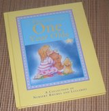 A Treasury for One Year Olds Collection of Nursery Rhymes & Lullabies Hard Cover Book in Bolingbrook, Illinois