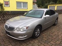 2008 Buick LaCrosse CXL *US Specs* AUTOMATIC, Leather, Heated Seats, New Service, New TÜV!! in Spangdahlem, Germany