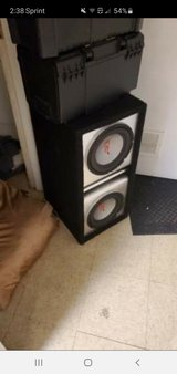 Dual 10 inch Pioneer Subs in West Orange, New Jersey