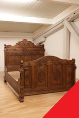 Freddy's - Antique bed in Ramstein, Germany
