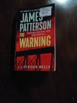 James Patterson - The Warning  new in June 2020 in Chicago, Illinois