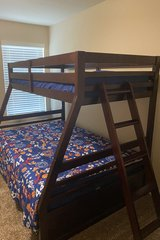 Full/twin Bunk Bed w/ladder in Converse, Texas