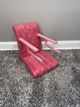 """""""Sit with me"""" American Girl Doll Chair in Plainfield, Illinois"""