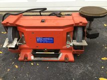 Shopmate 6 inch Bench Grinder in Plainfield, Illinois
