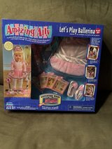 "Amazing Ally ""Let's Play Ballerina"" ONLY Sealed in Box! Great Christmas Gift! in Elgin, Illinois"