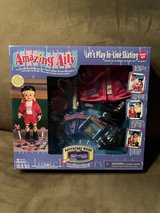 "Amazing Ally ""Let's Play In Line Skating"" ONLY Sealed in Box! Great Christmas Gift! in Elgin, Illinois"