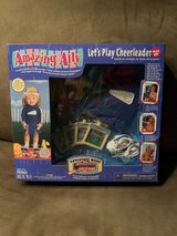 "Amazing Ally ""Let's Play Cheerleader"" ONLY Sealed in Box! Great Christmas Gift! in Elgin, Illinois"