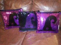 Witch hat throw pillows in Spring, Texas