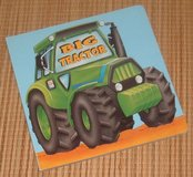 Big Tractor Board Book in Bolingbrook, Illinois