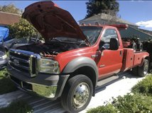 Ford. F450 turbo diesel in Vacaville, California