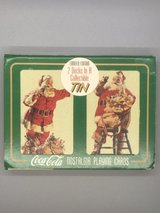 Coca Cola Nostalgia Playing Cards in Fairfield, California