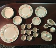 Villeroy & Boch China Service for 8 Plus Serving Pieces in Naperville, Illinois