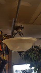 Light fixture pendant in Plainfield, Illinois