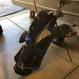Women's golf club's and bag in Plainfield, Illinois
