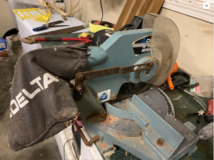 10' Delta Miter Saw in Fort Campbell, Kentucky