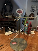 Bar top Stella Beer glass holder in St. Charles, Illinois