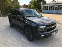 IMMACULATE! Chevy Trailblazer I6 Automatic Black Ops in Spangdahlem, Germany