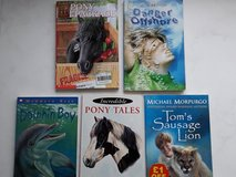 Dolphin Boy, Danger offshore, Pony Tales, Pony in a package,  Tom's Sausage Lion in Ramstein, Germany